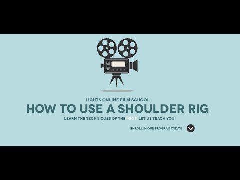 How to Use a Shoulder Rig: Filmmaking Tutorial + Footage