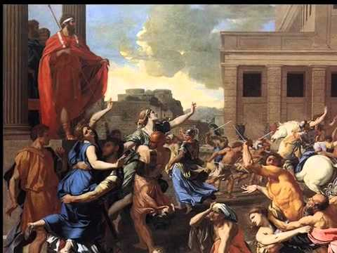 Saylor ARTH101: Poussin's Landscape with Saint John and Rape of the Sabines