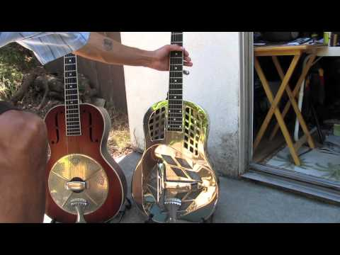 How to select a Resonator Guitar