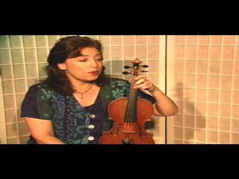 Violin Lesson - Theory - F Melodic Minor Scale