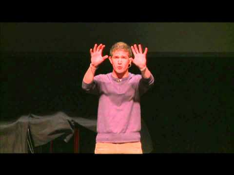 Transforming Words: Ryan Krasnoo at TEDxUofM