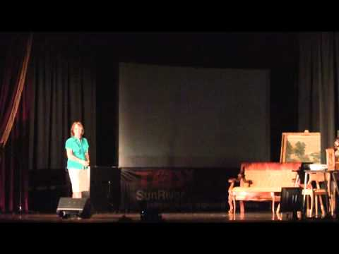 Pigs Really Can Fly: Corinne Van Meter at TEDxSunRiver