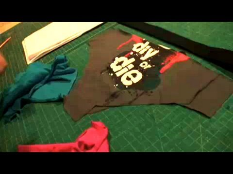 How to Make Boy Shorts, Ruffeo Hearts Lil Snotty