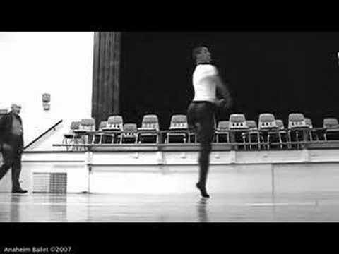 Anaheim Ballet Dancer Profile: Brent Slack