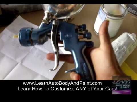 RE: How to Paint a Car | Auto Painting | Car Painting | How to Paint Your Car | Painting a Car
