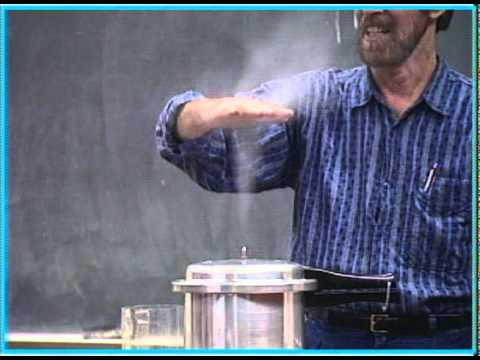 Expansion is a cooling process: Conceptual Physics with Paul Hewitt