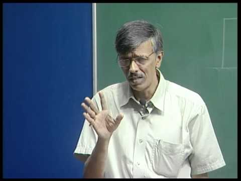 Mod-01 Lec-20 Instability and Transition of Fluid Flows