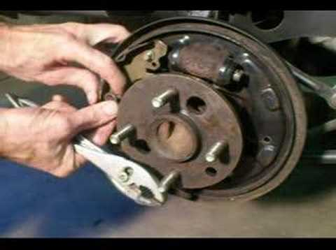 Rear Brake Job