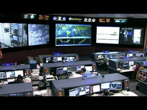 ISS Update - Jan. 12, 2011