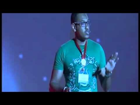 TEDxArabia 2011 Mohamed Bakhraiba Call for Culture محمد باخريبه نداء للأصاله