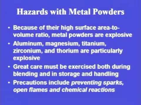 Mod-1 Lec-2 Powder Metallurgy - 2