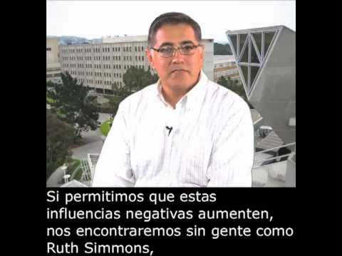Robert Ramirez (SF State): How I Became a Scientist with Spanish Subtitles