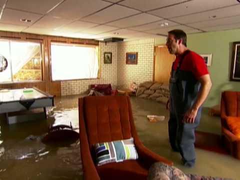 Repairing Flood Damage-DIY