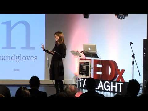 TEDxTallaght - Hilary Kenna - Screen Typography: Words Made Usable