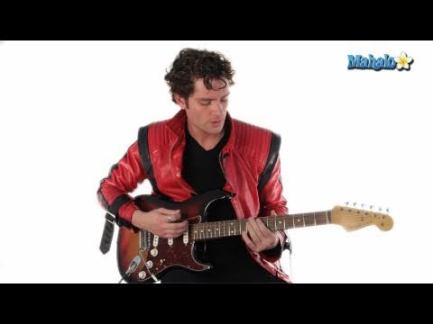 "How to Play ""The Lady In My Life"" by Michael Jackson on Lead Guitar"