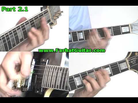 Smells Like Teen Spirit - Nirvana  2.1 Guitar Lesson www.Farhatguitar.com