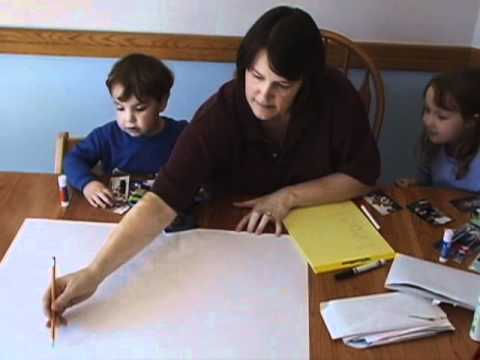 How to Make a Simple Family Tree With Kids