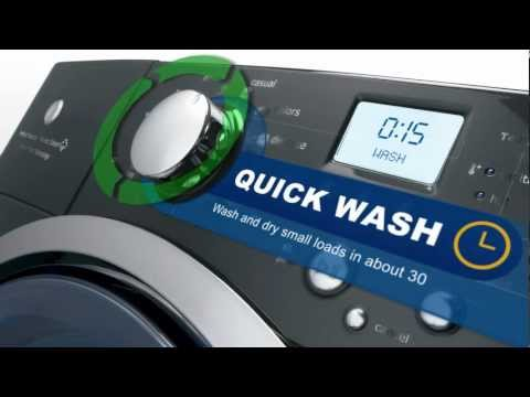Washer and Dryer Innovations