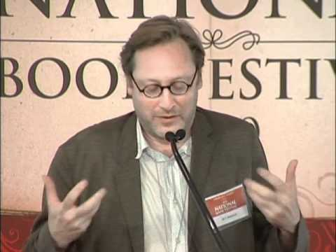 M.T. Anderson: 2010 National Book Festival