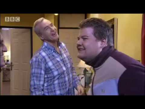 Smithy's big entrance - Gavin & Stacey - BBC comedy