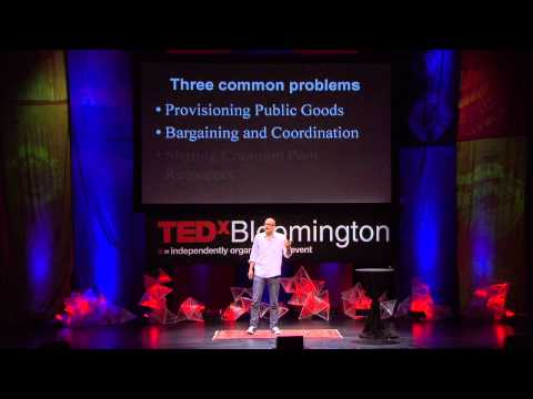"TEDxBloomington -- Seth Frey -- ""Sharing is Inevitable: Get Good At It"""