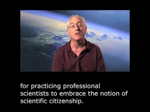 Larry Goldstein (UCSD/HHMI): Scientific Citizenship with English Subtitles