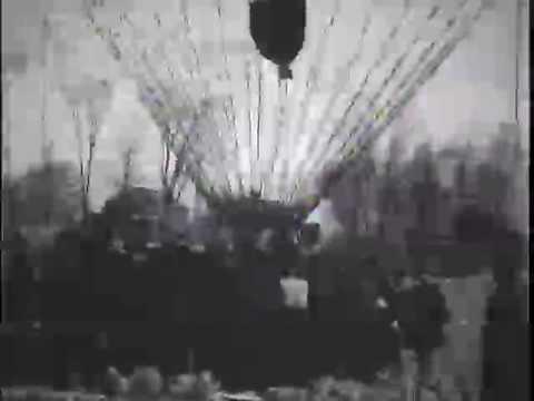 Society ballooning, Pittsfield, Mass