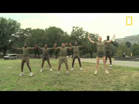 Let's Jump: US Marines
