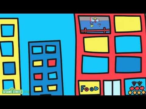 Sesame Street: Fear
