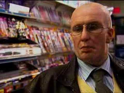 Derek in the newsagents - The Catherine Tate Show - BBC comedy