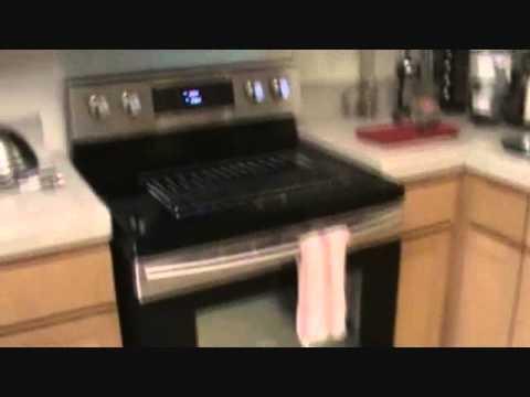 Installing some new kitchen appliances