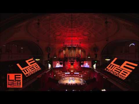 Hiroshi Mikitani, Rakuten & Tim Bradshaw - LeWeb London 2012 - Plenary 1