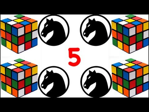 Chess Puzzles #5 (Endgame)