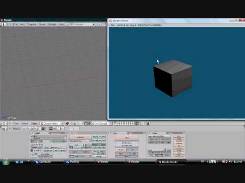 Blender Tutorial - Fast Render Settings