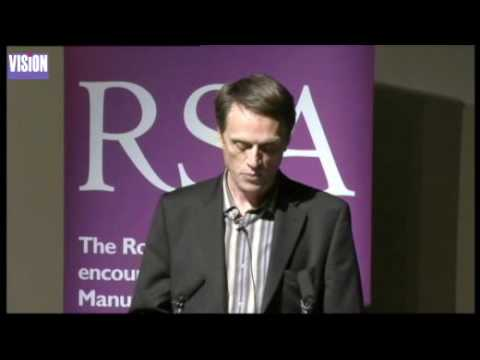 Matthew Taylor - Left Brain, Right Brain: Human nature and political values