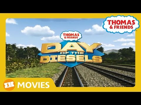Thomas & Friends: Day of Diesels US Trailer