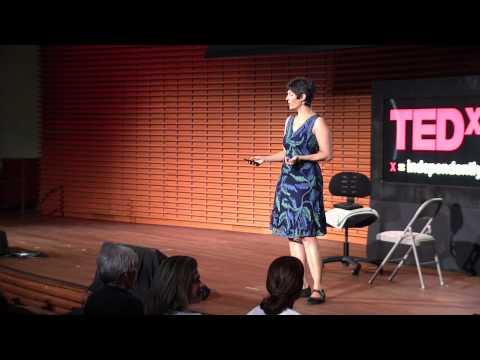 TEDxStanford - Esther Gokhale - Find your primal posture and sit without back pain