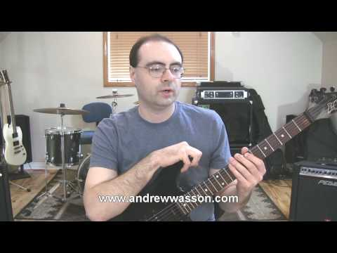 Creative Guitar: Harmonized Moveable Chord Shapes - Part 2