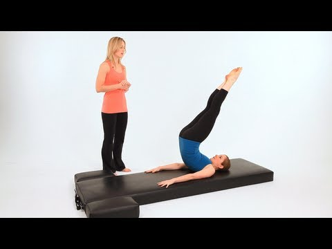 Advanced Pilates Mat Exercises: Full Corkscrew