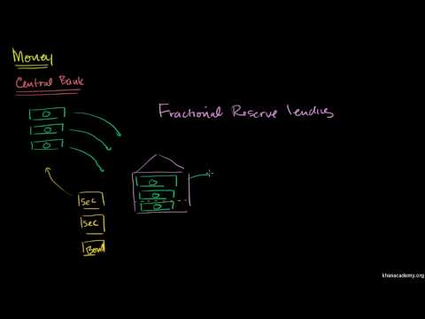 Saylor ECON102: Overview of Fractional Reserve Banking