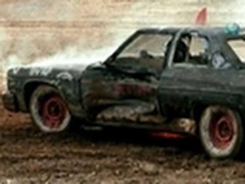 Desert Car Kings- Demolition Derby Day