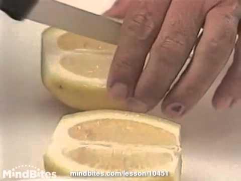 Bugialli Master Class: Carrot & Milanese Salads