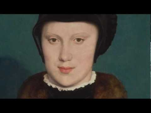Holbein's 'Christina of Denmark' | Paintings | The National Gallery, London
