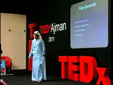 TEDxAjman - Qais Sedki - A Tale of Two Palms