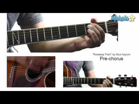 "How to Play ""Runaway Train"" by Soul Asylum on Guitar"