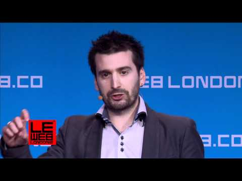 Welcome Remarks - LeWeb London 2012 - Social Business Track