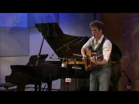 "Studio 360 Live: Josh Ritter performs ""Change of Time"""
