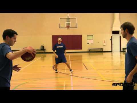 Basketball Shooting Drills: The Sink or Swim
