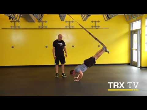 TRX TV October: Building Core Strength