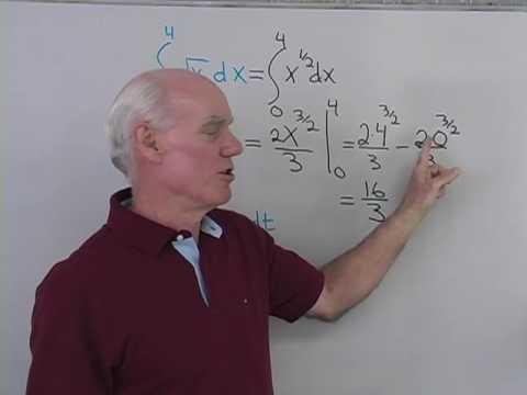 Calculus Help: Integrals 1